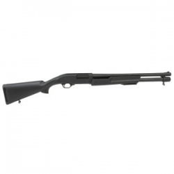 Strzelba Pump-Action Armsan RS-X1 Black 51cm 7+1 kal 12/76